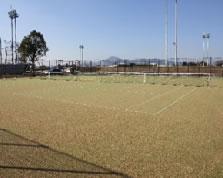 テニス場の写真